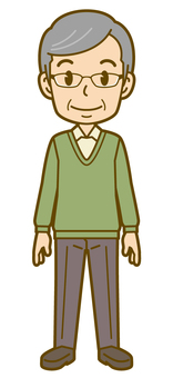 Male (Aged): B_Standby 01FS