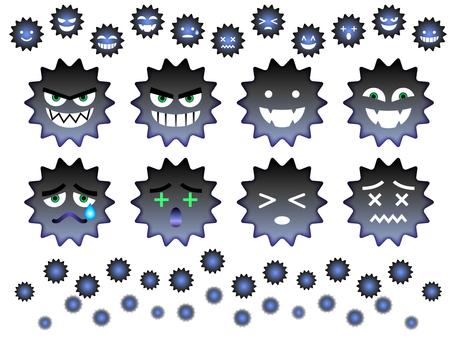 Black Bikin (Virus) Set