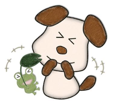 Pastel _ dog _ 26