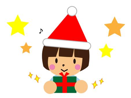 聖誕節(女孩)