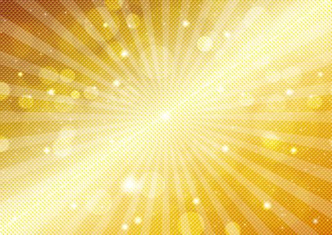Gold sparkling 58