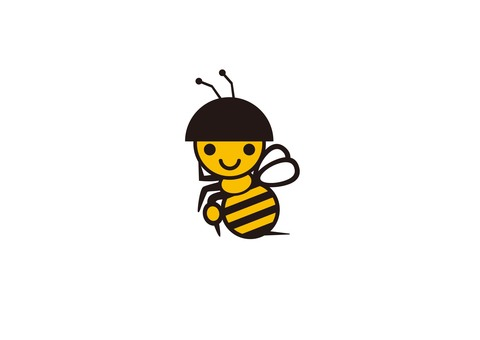 Honey bee 001