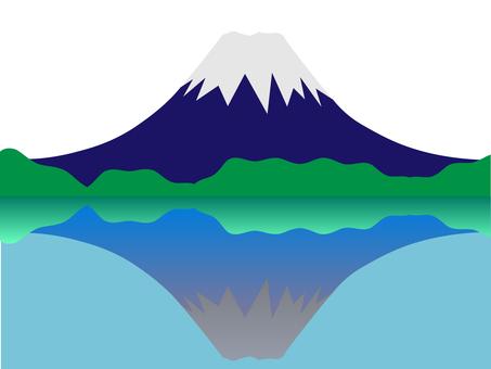 Simple inverted Fuji