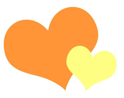 Heart (Yellow)