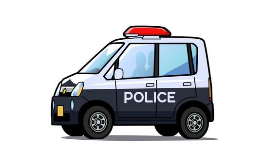 Police car - 003