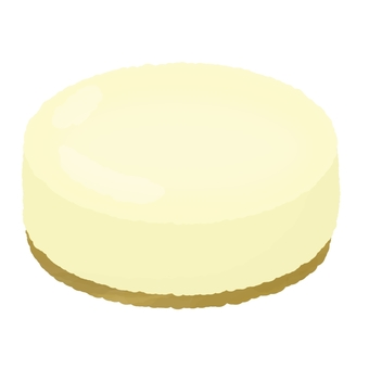 Hall of rare cheese cake