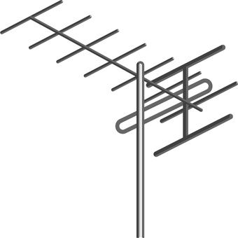 TV antenna 1