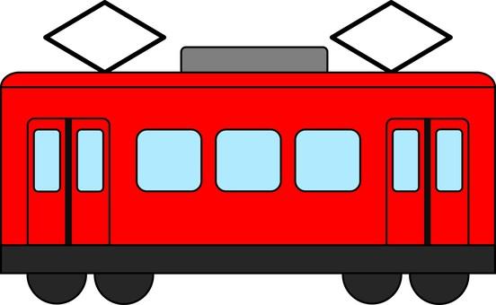 Meitetsu Train