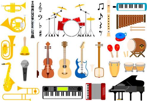 オーケストラシルエット イラストの無料ダウンロードサイト