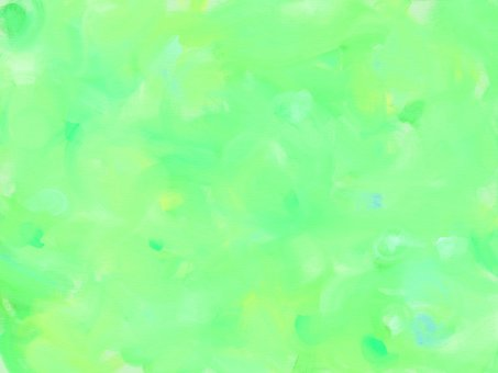 Watercolor style marble pattern fresh green