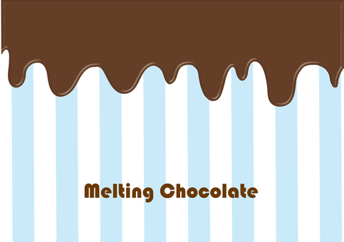 Melt chocolate melting