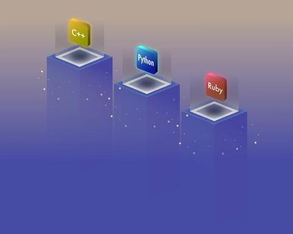 Floating programming language