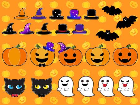 Halloween Large Group