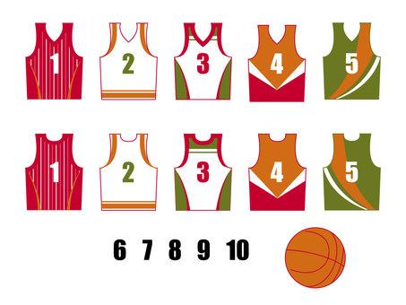 Basket uniform
