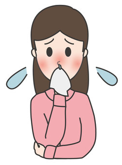 Cold symptoms-runny nose