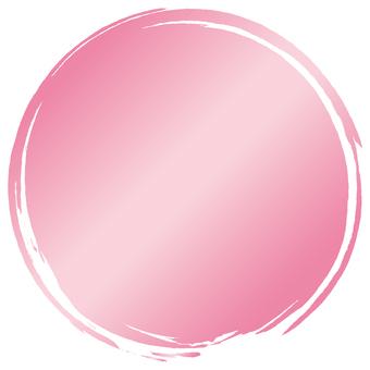 Brush brush e_ Pink Gradet _ v 8