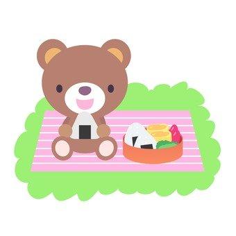 곰의 소풍