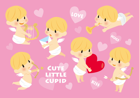 Cute Little Cupid