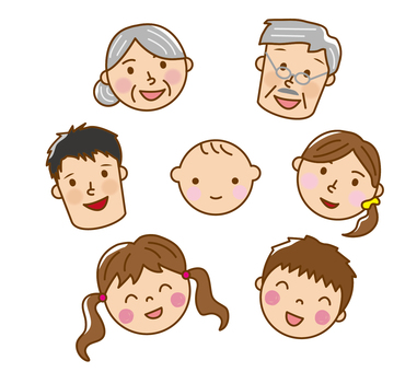 Family face 1