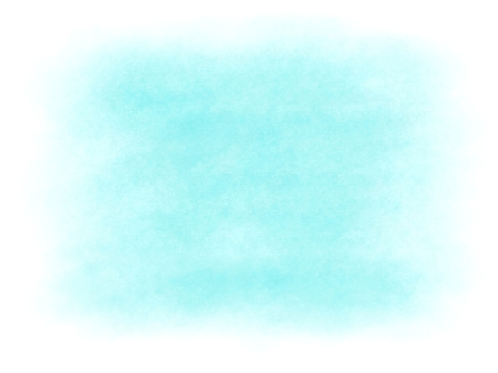Background material watercolor light blue
