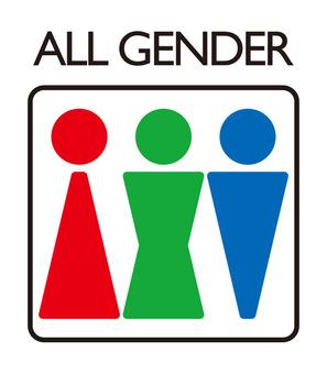 Toilet mark-All gender 02