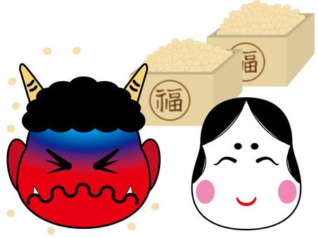 Setsubun Maki