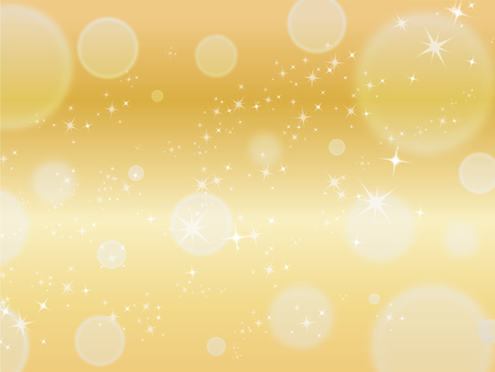 Texture Starry Sky Gold
