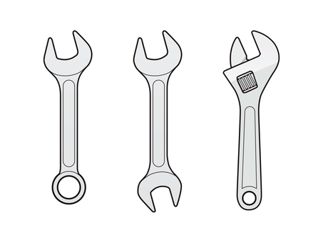 Spanner, wrench