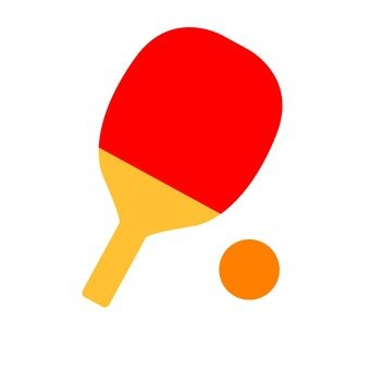 Table Tennis _ Red
