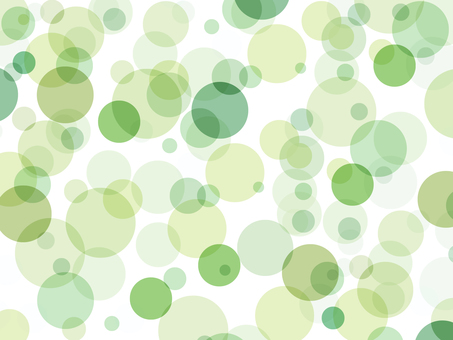 """Foam pattern """"green"""""""