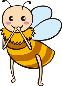 Bee 01 - color