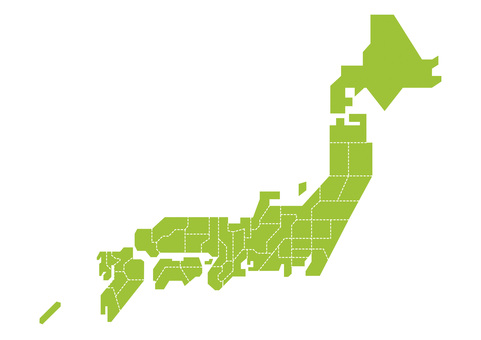 Japan Map 03