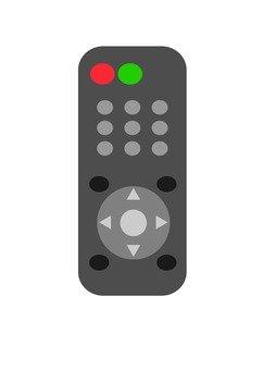 Remote control (black)