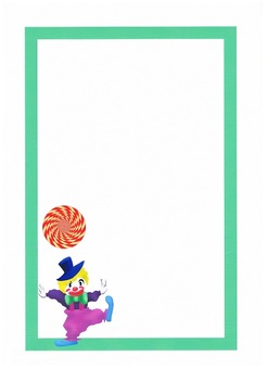 Clown (Small) 3