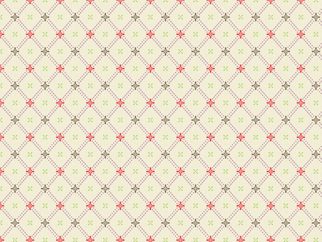 Linen style pattern Wallpaper Lattice pattern 5