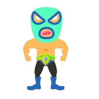 Wrestler 8