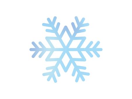 Big snowflake 1