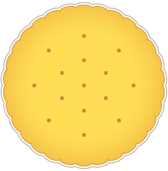 餅乾 - 框架