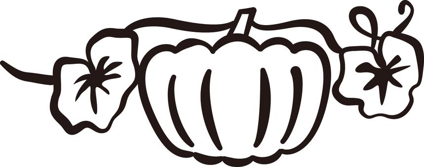 Pumpkin 01 - Black