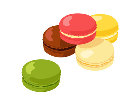 Cookery _ Confectionery _ Macaroons _ No Line