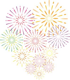 Fireworks Star Mine
