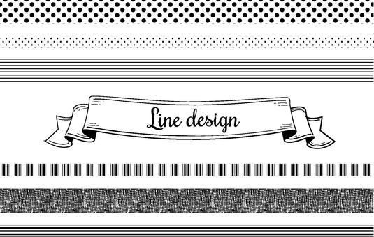 Line design 1