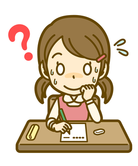Girls (children): A_ test 02BS