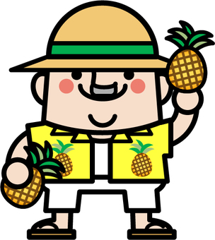 Uncle fairy pineapple store