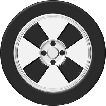 Tire ④