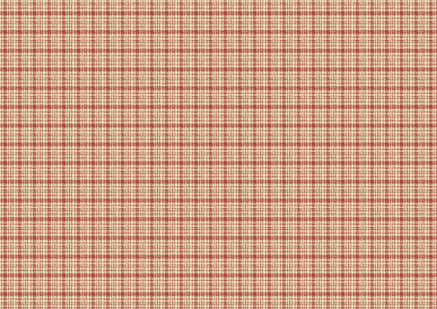 Red cloth check wallpaper