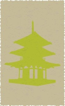 Tower stamp