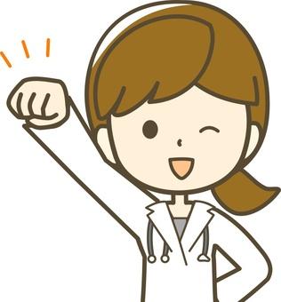 Female doctor 5