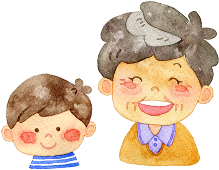 Grandma and Grandma