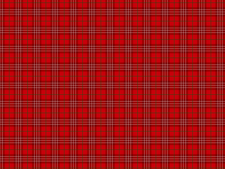 Background of red tartan check -2